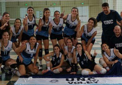 UNC Campeón Copa Provincial Mayores Femenina