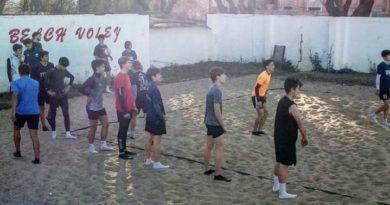 Observación Representantes Beach Volley