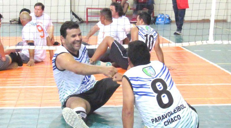 Pasó el Sitting Voleibol por Córdoba