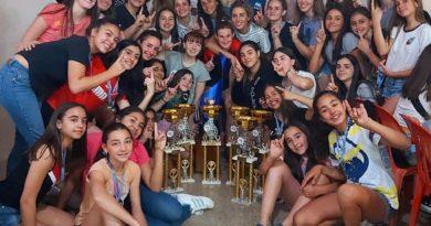 Interdepartamental: Finales y Entrega de Premios