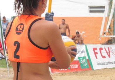 Resultados del Beach Femenino en La Calera